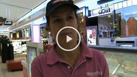 Training Feedback from Wendy's Supa Sunday Elizbeth Myburgh